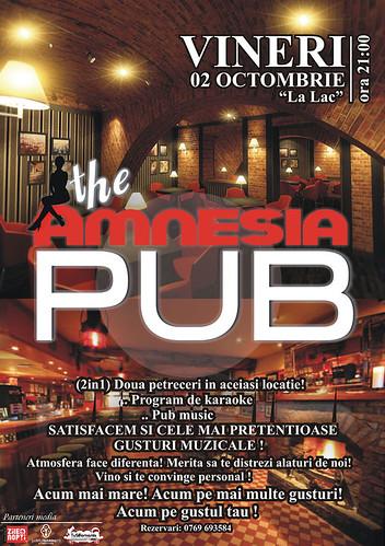 2 Octombrie 2009 » Amnesia Pub Rădăuţi