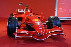 60 años de Ferrari (Michael Schumacher) (darkside_1) Tags: red speed team rojo f1 ferrari races velocidad formula1 rosso scuderia carreras maranello escudería sergiozurinaga bydarkside darkside1 f1worldchampions 60añosdeferrari campeonesdelmundodefórmula1