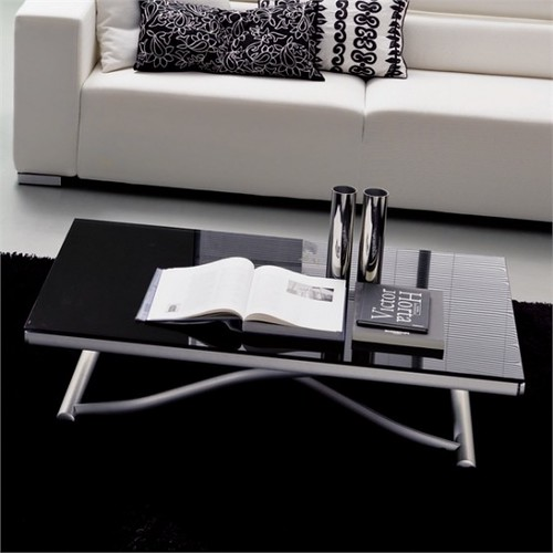 Romeo Coffee Table – Adjustable Table in Contemporary Design