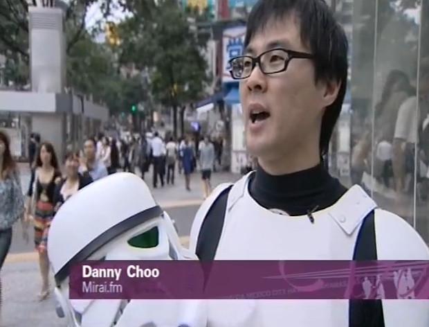 Danny Choo on BBC