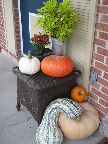 Fall Decor Outdoor