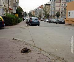 Trotuarele Sucevei, adevărate pericole publice!