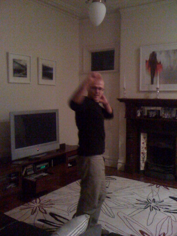 dance step 1