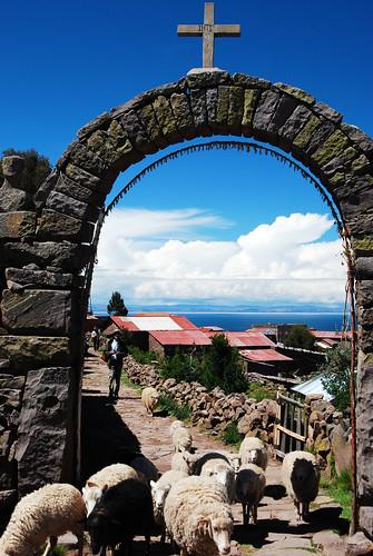 Peru, Lake Titicaca-71 por Tristan27.