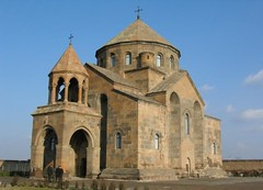 Saint Hripsime Church ,Armenia (Lea_from_Armenia) Tags: city church saint kirche christian holy monastery armenia orthodox eglise armenian armenien armenie echmiadzin etchmiadzin hripsime armenienne echmiatsin armenisch