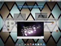 GNU Linux 01 (jesus marval) Tags: linux gnu escritorio