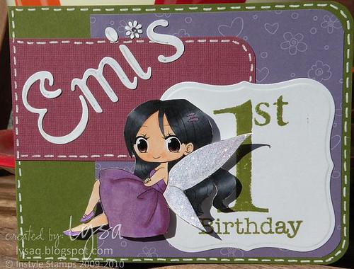 Emi's invite