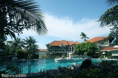 Melasti Beach Resort & Spa - Swimming Pool