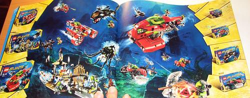 LEGO Atlantis - Ad 2