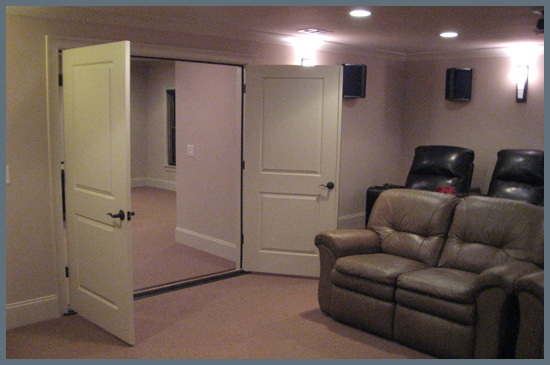 How to make your Home Theater Convenience
