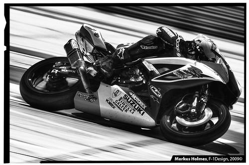 Brett McCormick, Team Suzuki—GSX-R600