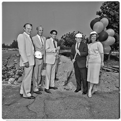 SCRTD - Groundbreaking at Division 9 RTD_1915_07 (Metro Transportation Library and Archive) Tags: construction structures facility facilities specialevents rtd scrtd division9 dorothypeytongraytransportationlibraryandarchive southerncaliforniarapidtransitdistrict