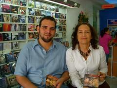 Zuly Perdomo y Jorge Glem