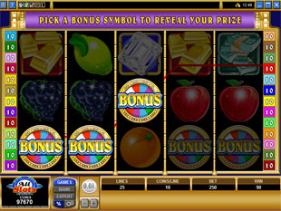 free Wheel of Wealth Multiplayer gamble bonus game