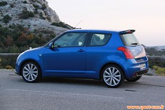sport cars suzuki swift sport edition 1