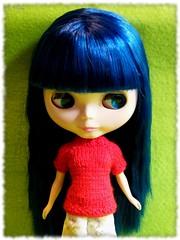 Libi and Knit (something =P)