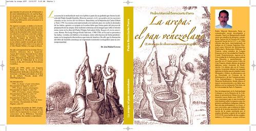 Libro La Arepa el pan del Venezolano