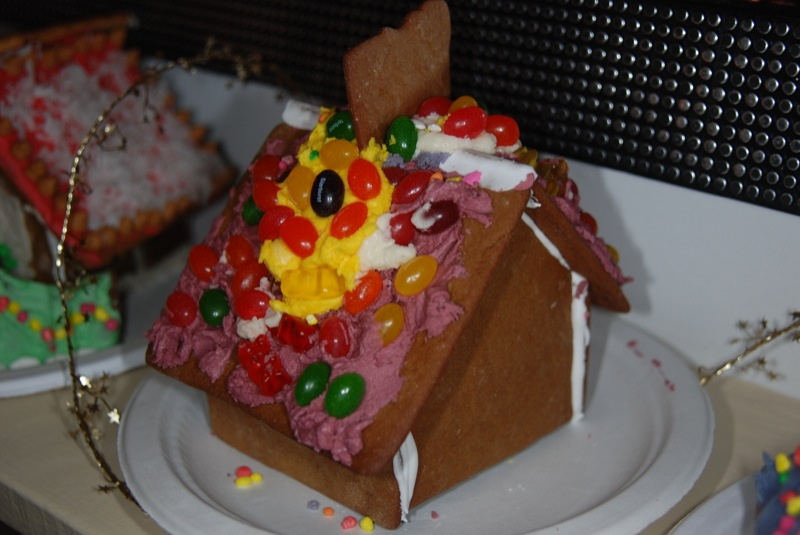 Maureen's Gingerbread Party