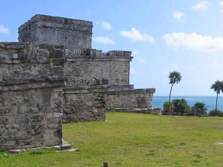 Castille at Tulum ruins