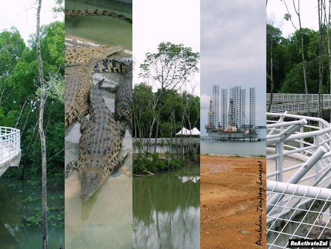 Sarang Buaya dan Tanjung Langsat