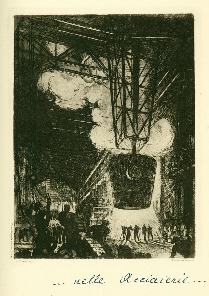 Illustration by G. Greppi for Veni. VD. Vici.