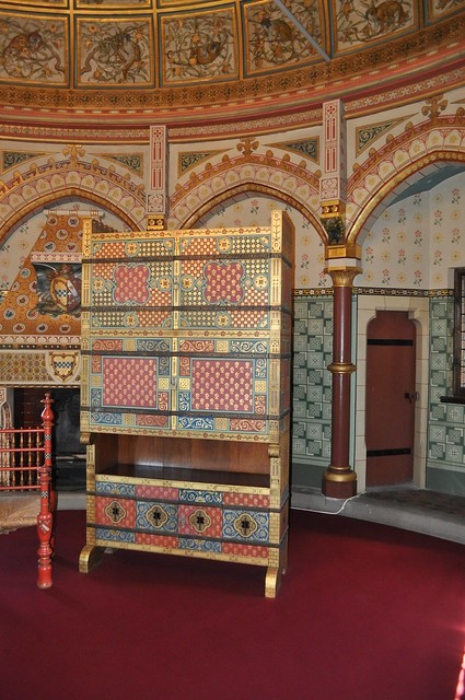 Castell Coch, Lady Bute's Bedroom