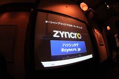 Zyncro × オーシャンブリッジ