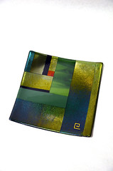 Vicki Green: Fused Glass
