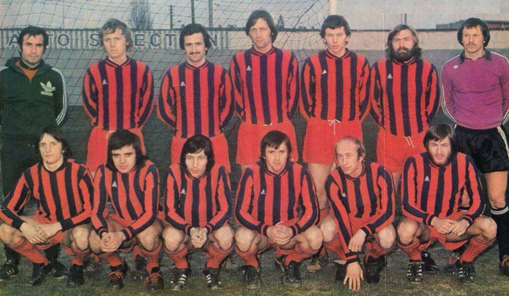 Caen 1974-75
