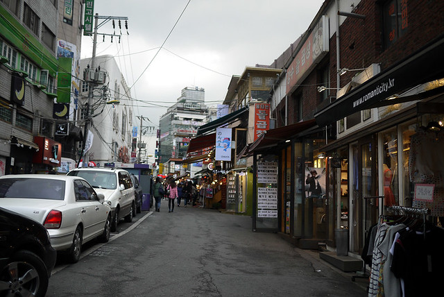 In The Streets of Seoul: Hongdae