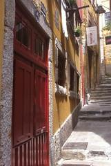 Stairway in Porto by randubnick