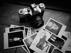 519 (Daniel Hammelstein) Tags: zenit zenitcamera lumix gx8 mft microfourthirds polas polaroid images photolove photography portraits analog lookslikefilm availablelight grain alienskin exposure hp5 ilford art