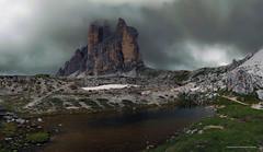 Dolomites - A beautiful day (Gio_guarda_le_stelle) Tags: dolomites trecime dolomiti dolomiten landscape mountainscape italy italien threepeaks