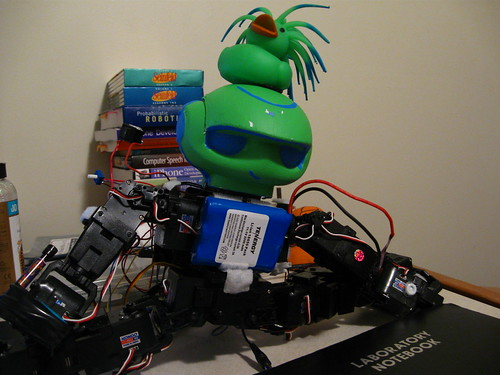 Friday Night Robotics - Wild THing