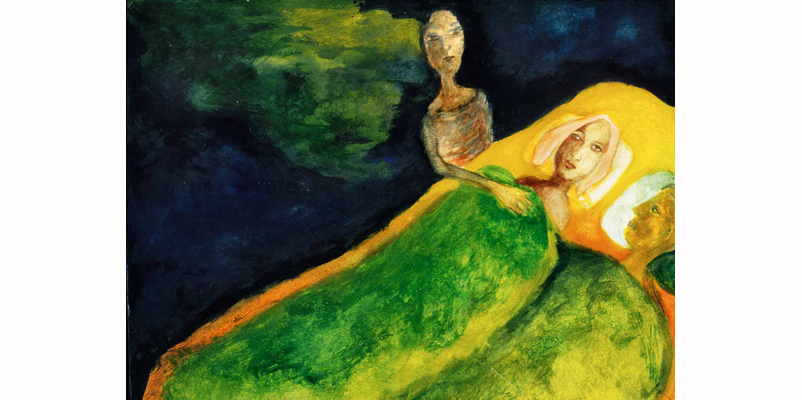 Sleepless (1991) by Tara Sabharwal
