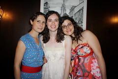 some bridesmaids (petit hiboux) Tags: wedding friends liz may rehearsaldinner bethie bethandjoshgetmarried