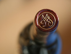 AJ (marianne rhodes) Tags: bottle cork redwine winelabel macrophotography onlineclasswinebottle secondweeksubmissions
