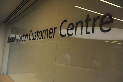 Customers, Customers, Customers