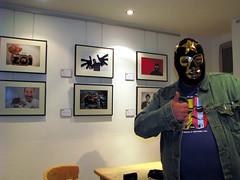 184/365 (monkeymillions) Tags: portrait self mask luchador wrestler 365 184 threesixtyfive onehundredandeightyfour wellselfhmmactuallytakenbyorganicremote cheersadam