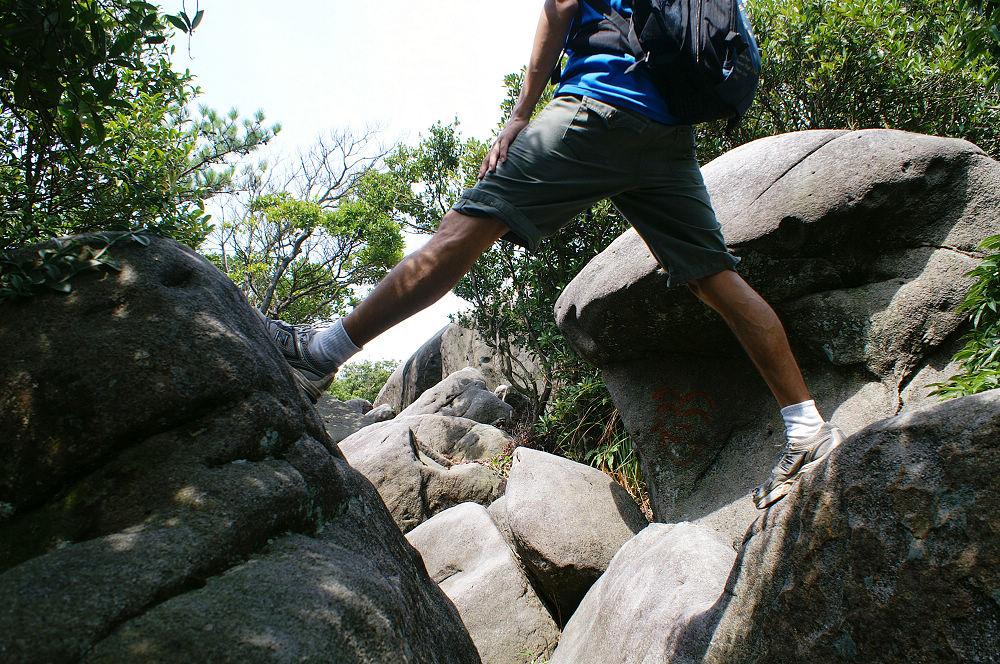 大崙頭尾028 龍船岩