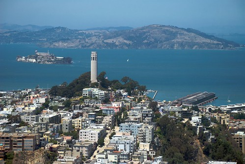 Coit Tower - Telegraph Hill