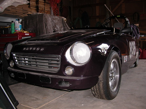Flickriver: Photoset 'BaT Exclusive: 1967 Datsun 1600