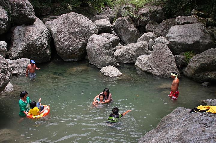 羅山瀑布021