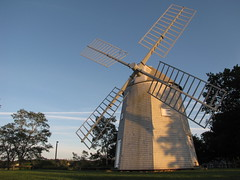 Orleans windmill, Cape Cod