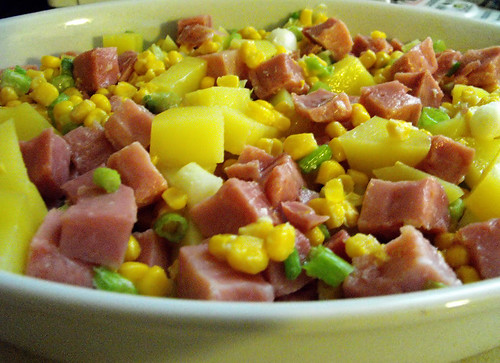 Recipes for ham casseroles