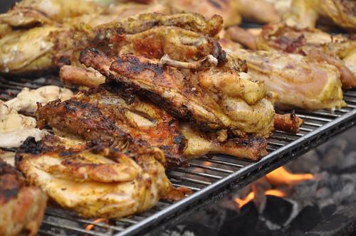 Thai chicken grill