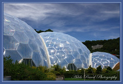 No trip to Cornwall is complete without a visit to the Eden Project (eleda 1) Tags: project big edenproject biosphere eden domes touristattraction cornwell biggreenhouses