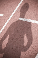 Interval running (race track) 2