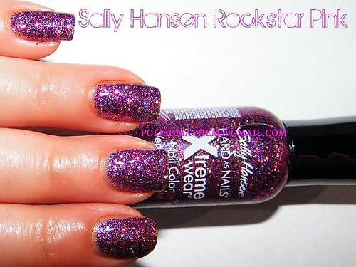 Sally Hansen Rockstar Pink