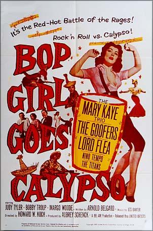 Bop Girl Goes Calypso